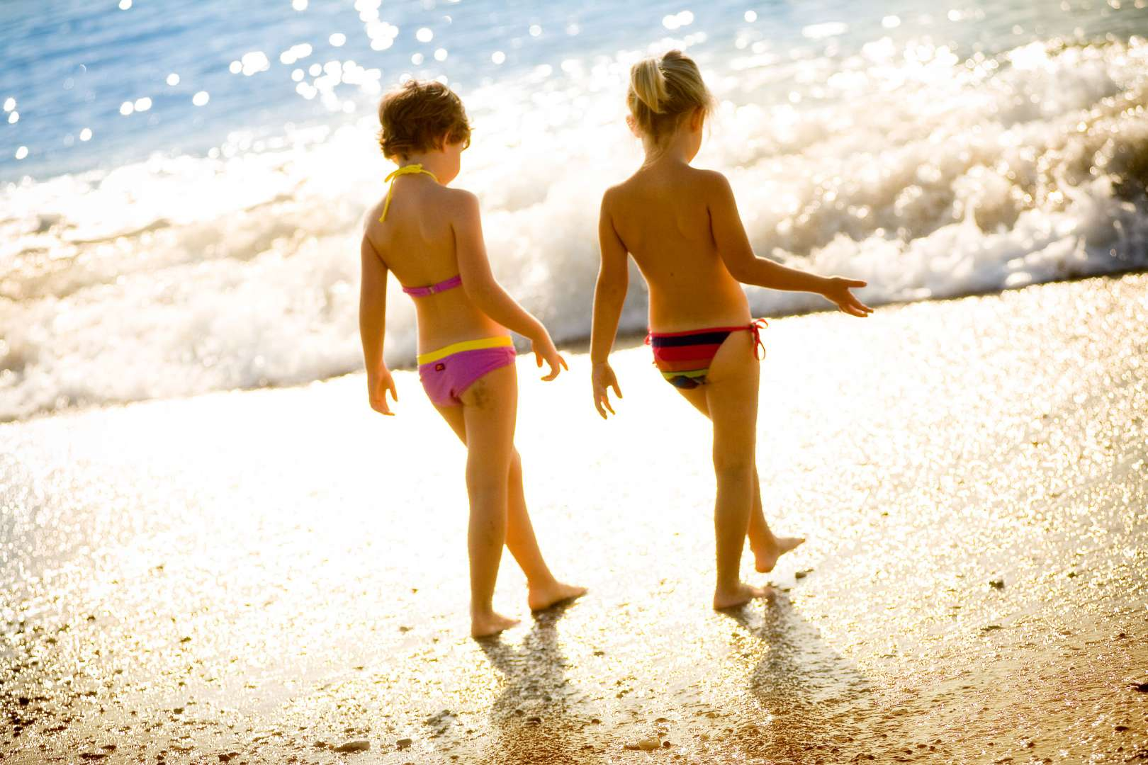 The sea is good for children: here are 5 reasons why