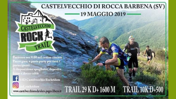 Castelvecchio Rock Trail, between nature and culture