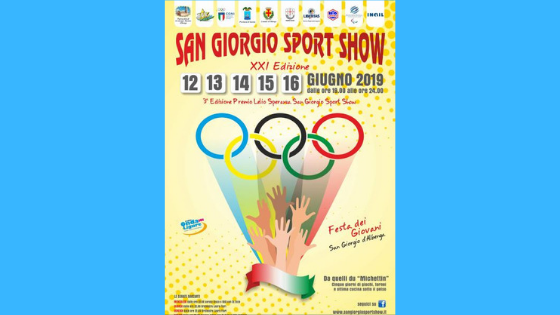 The San Giorgio Sport Show is back