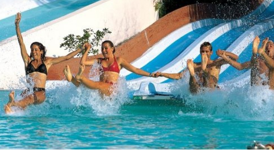The Water Park Le Caravelle in Ceriale: the 2019 opening