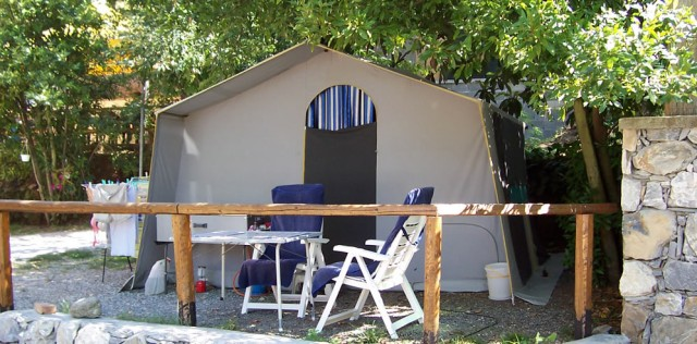 Cinque Terre Special offer Tent  April - May