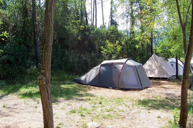Last minute SMALL TENT -15% July-August