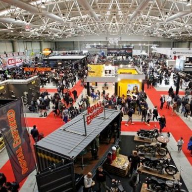 Motodays 2019 in Rome: Motorcycle Show