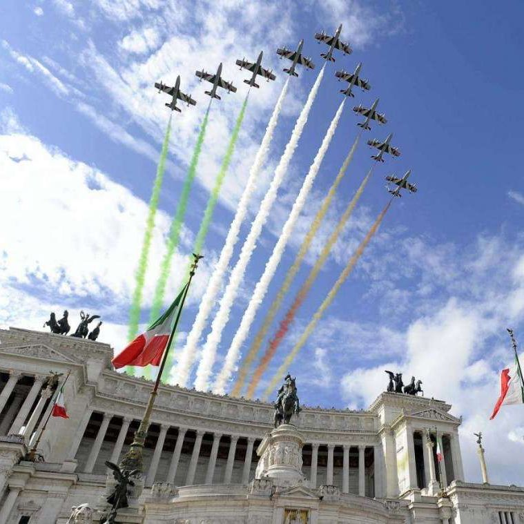 Festival of the Republic Italian National Day in Rome