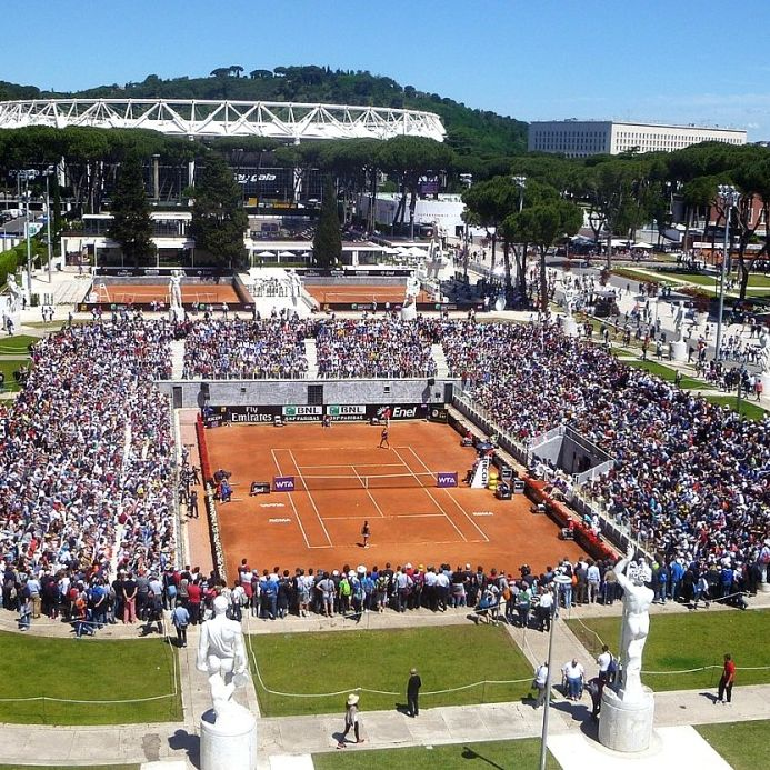 Hotel International BNL of Tennis in Rome 2019