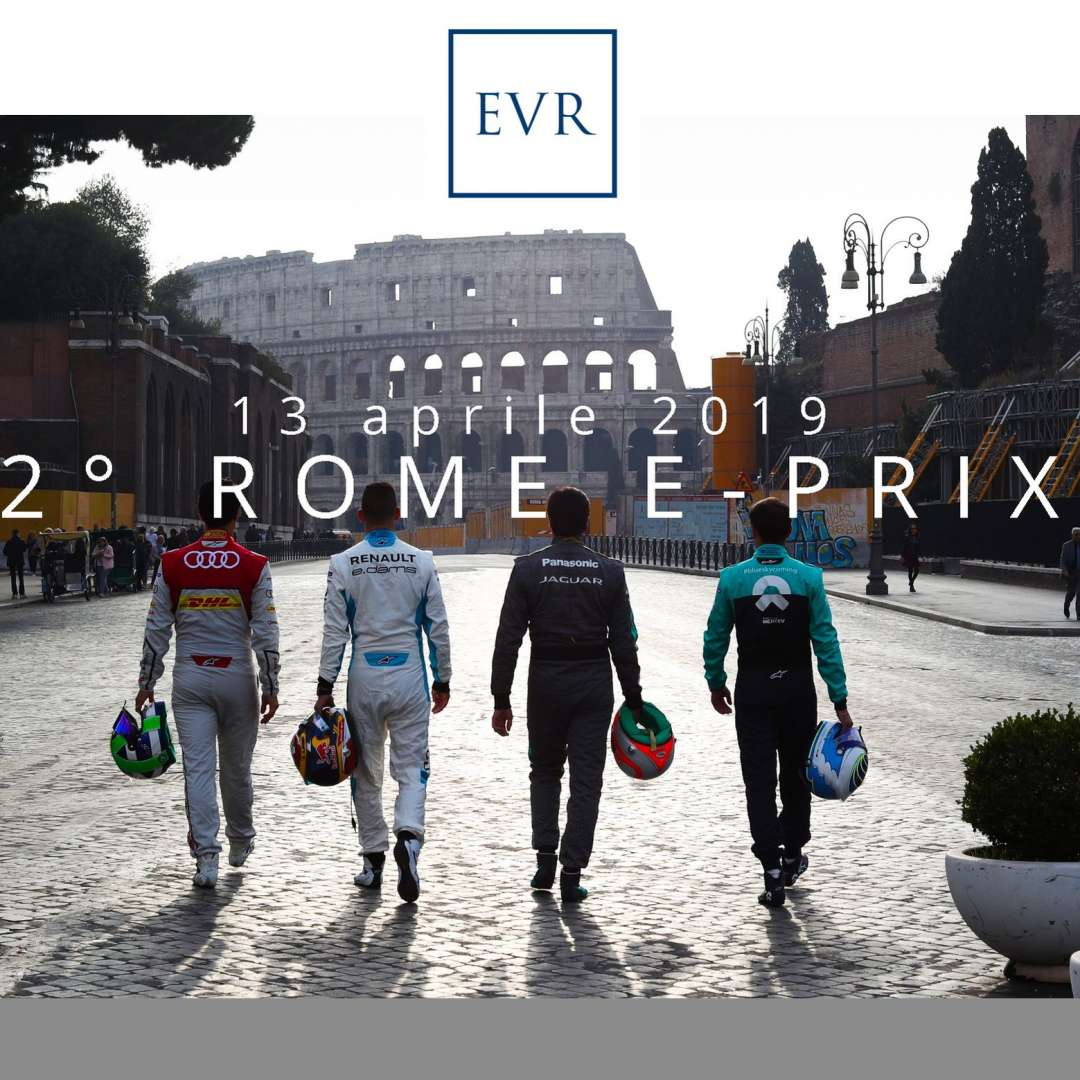 Formula E: now it's official, on April 13th the e-Prix will race in Rome