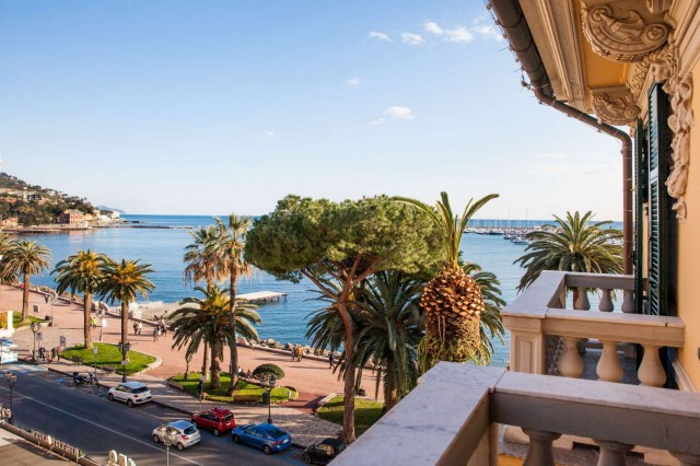 Offer Holidays in Liguria in October : Hotel in Rapallo