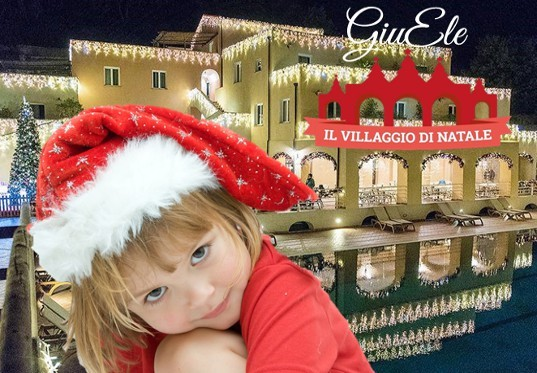 Magic Christmas Offer - The Santa Claus Village In Liguria In Finale Ligure!