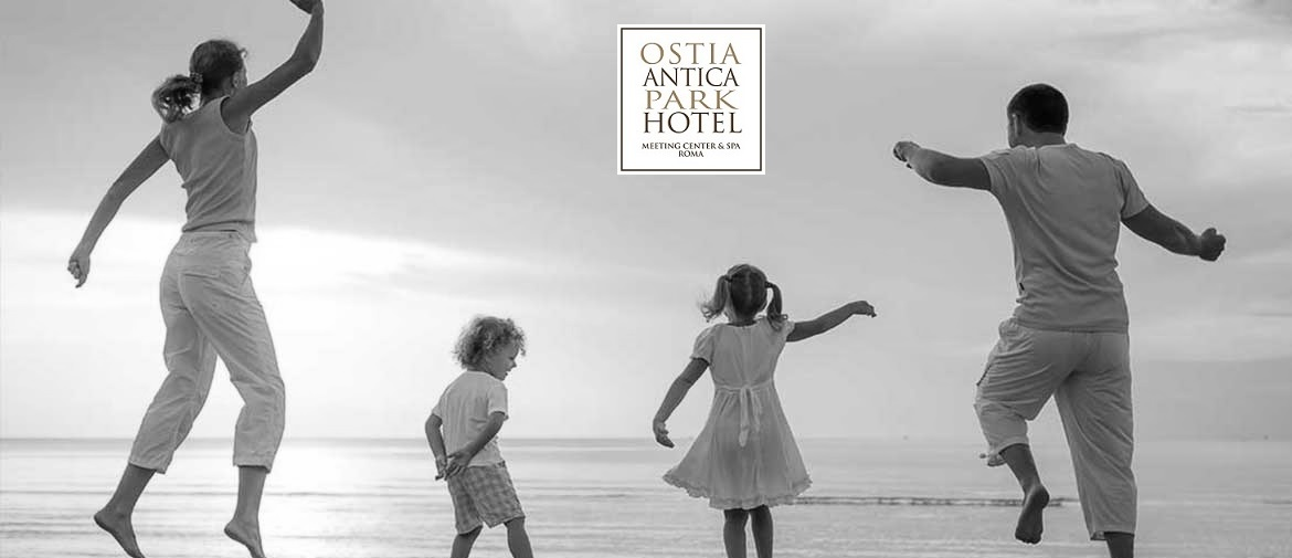 Hotel offer for children in Ostia