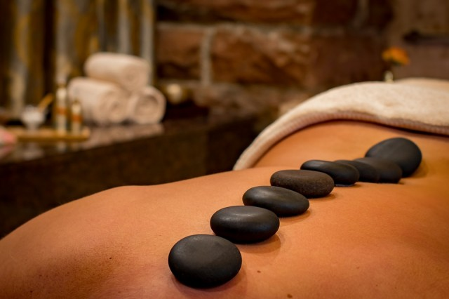 Wellness and body relaxation .... the beauty center