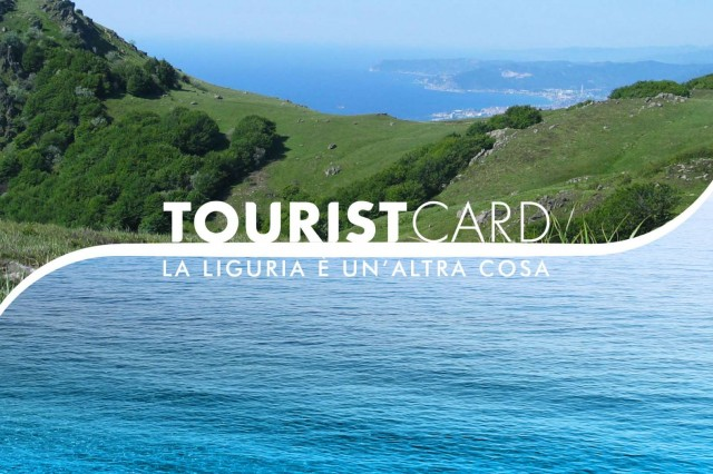 TOURIST CARD LIGURIAN RIVIERA